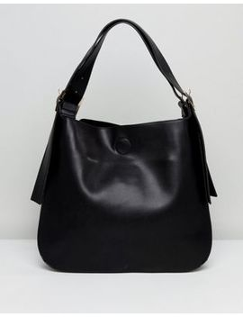 Lavand Slouchy Shoulder Bag by Cart