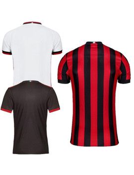 2017 Adults T Shirt Ac Milan Shirts 2017 2018 Top Quality Calhanoglu Bonucci Leisure Adults Casual Kaka T Shirts Free Shipping by Men's Store Store