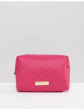 Carvela Ryley Rectangle Cosmetic Bag by Carvela