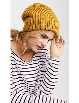 All Day Everyday Slouchy Beanie Hat by Free People