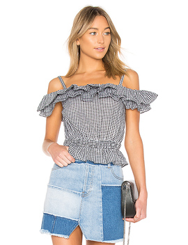Ruffle Dixie Top by Kendall + Kylie
