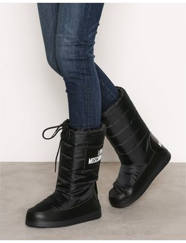 Snow Boot by Love Moschino