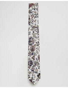 Gianni Feraud Liberty Print Christelle Tie by Asos Brand