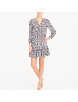 Relaxed Printed Dress by J.Crew