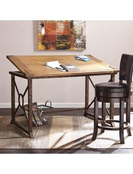 Harper Blvd  Kaden Tilt Top Drafting Desk by Harper Blvd