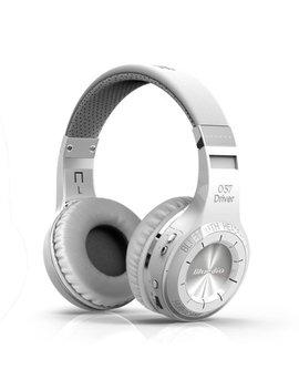 Dzt1968® Bluedio Turbine Hurricane H Bluetooth 4.1 Wireless Stereo Headphones Headset by Dzt1968