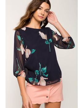 Rachel Bloom Blouse by A'gaci