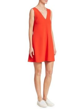 Admiral Crepe Shift Dress by Theory