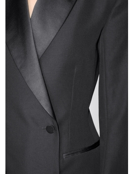 Wool &Amp; Mohair Blazer by & Other Stories