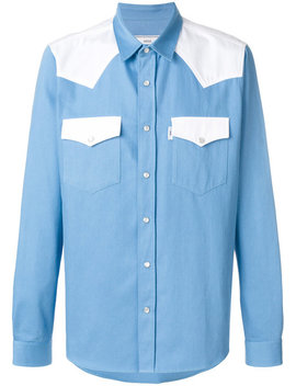 Press Button Ami Fit Shirt by Ami Alexandre Mattiussi