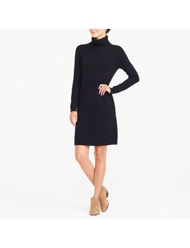 Turtleneck Sweater Dress by J.Crew