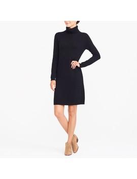 Turtleneck Sweater Dress by J.Crew