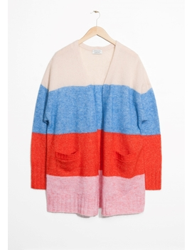 Mohair &Amp; Wool Oversized Cardigan by & Other Stories