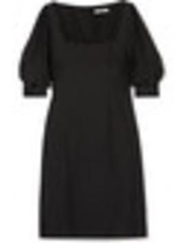 Kaspia Silk Mini Dress by Deitas