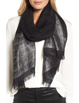 Script Scarf by Ted Baker London