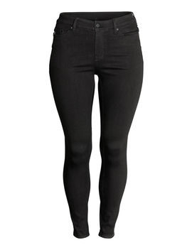 H&Amp;M+ Shaping Skinny Jeans by H&M