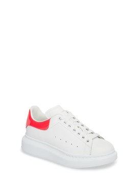Lace Up Sneaker by Alexander Mcqueen