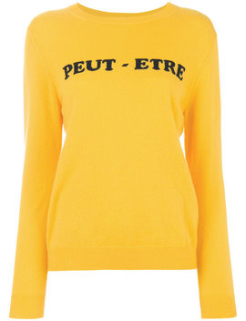Peut Etre Intarsia Jumper by Chinti & Parker