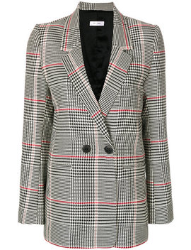 Madeline Checked Blazer by Anine Bing Simon Miller Anine Bing Simon Miller Simon Miller Anine Bing Simon Miller Simon Miller