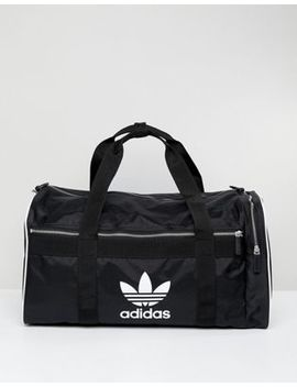 Adidas Originals Travel Bag With Trefoil Logo by Adidas