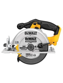 Dewalt Dcs391 B 20 Volt Max Li Ion Circular Saw, Tool Only by Dewalt