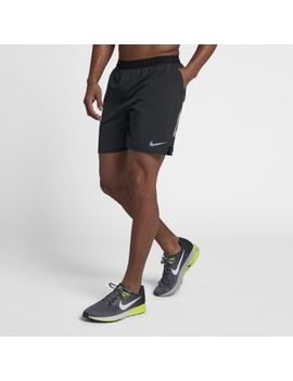"Nike Distance Men's 7"" Lined Running Shorts. Nike.Com by Nike"