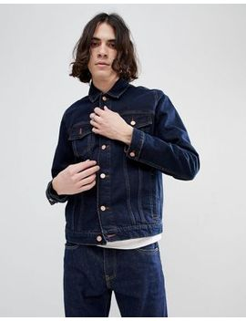 Asos Denim Jacket In Indigo by Asos