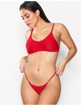 Single Strap Bikini Panty by Nly Beach