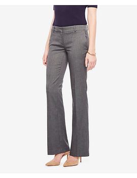 The Trouser In Sharkskin by Ann Taylor