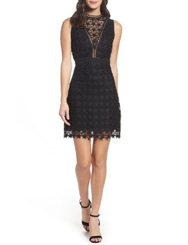 Star Lace Sheath Dress by Sam Edelman