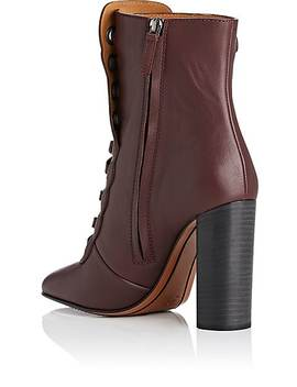 Orson Leather Ankle Boots by Chloé
