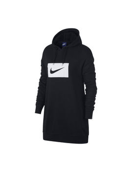 Nike Sweatshirt Hoddie Dress by Nike