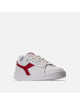Unisex Diadora Game L Low Waxed Casual Shoes by Diadora
