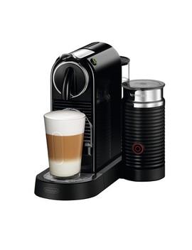 Nespresso Citiz & Milk Espresso Maker   Black by Nespresso