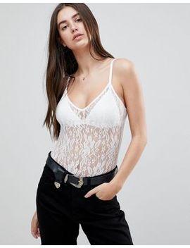 Glamorous Lace Cami Body by Glamorous