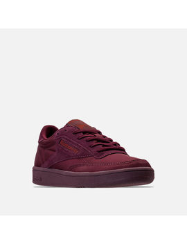 Women's Reebok Club C 85 Soft Casual Shoes by Reebok
