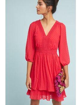 Minetta Tiered Dress by Meadow Rue