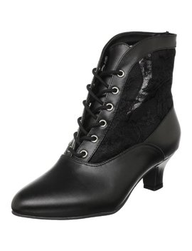 Funtasma By Pleaser Women's Dame 05 Ankle Boot by Funtasma