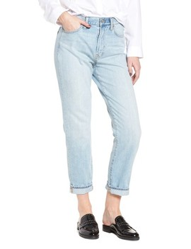 The Short Perfect Summer Jeans by Madewell
