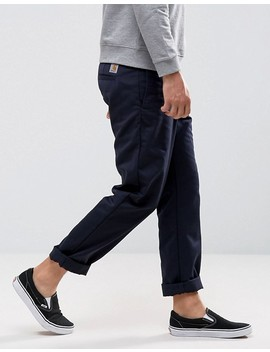 Carhartt Wip Master Relaxed Tapered Chino by Carhartt Wip