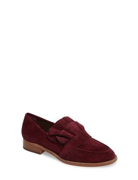Tenley Ruffled Loafer by Pour La Victoire
