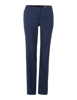 Straight Leg Suit Trouser by Hugo Boss