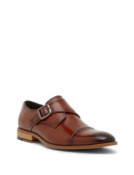 Desmond Monk Strap Loafer   Wide Width Available by Stacy Adams