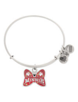 I Am Minnie Mouse Bangle By Alex And Ani by Disney