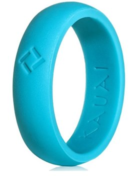 Kauai   Silicone Wedding Rings   Largest Leading Brand, From The Latest Artist Design Innovations To Leading Edge Comfort: Pro Athletic Ring And Kauai Elegance Collection For Women by Kauai
