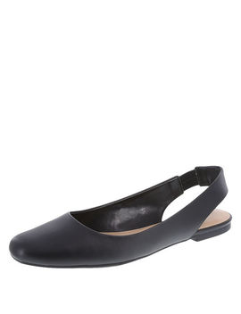 Women's Bette Slingback Flat by Learn About The Brand Christian Siriano For Payless