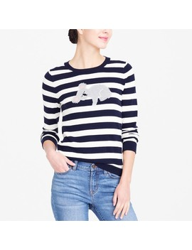 Sleepy Koala Teddie Sweater by J.Crew