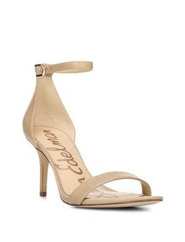 Patti Leather Sandals by Sam Edelman