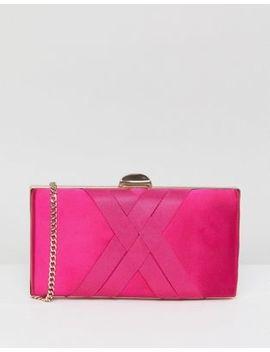 Carvela Dani Satin Clutch Bag by Carvela