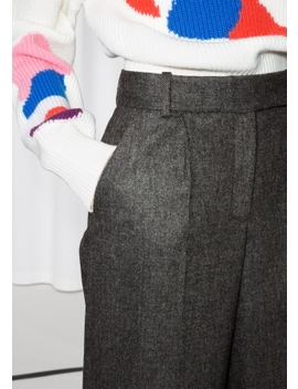 Herringbone Trousers by & Other Stories